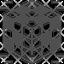 Puzzles Puzzle Rubix Cube Icon