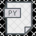 Python Coding Programming Icon