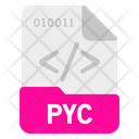 Pyc file Icon