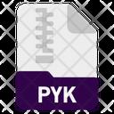 Pyk File Icon