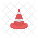 Pylon Cone Construction Cone Icon