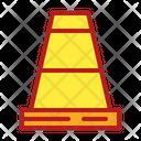 Cone Day Labor Icon