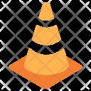 Pylon Traffic Cone Icon