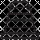 Pylon Construction Pylone Cone Icon
