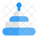 Pyramid Toy Baby Icon