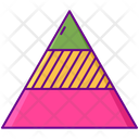 Pyramid Data Analytics Data Analysis Icon