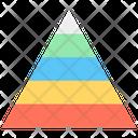 Pyramid Analytics Triangle Icon