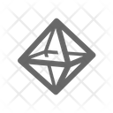 Polygon Geometric Shape Icon