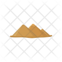 Pyramid Historic Buildings Triangle Icon