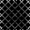 Pyramid Graph Chart Icon