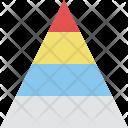 Pyramid Icon
