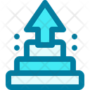 Pyramid Hierarchy Stats Icon