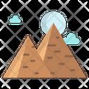 Pyramid Egypt Heritage Heritage Icon