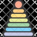 Pyramid Baby Gaming Icon