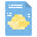 File Chart Pyramid Pyramid Chart File Icon
