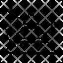 Pyramid Graph Pyramid Chart Triangle Chart Icon