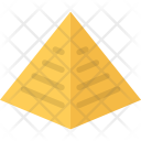 Pyramid Country Culture Icon