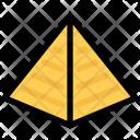 Pyramid Culture Civilization Icon
