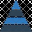 Pyramid Pyramid Graph Graph Icon