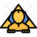 Pyramid Of Cheops Icon