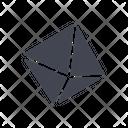 Pyramid Prism Icon