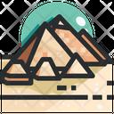 Pyramids Of Giza Icon