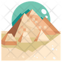 Pyramids of giza Icon