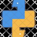 Python Language Programming Language Icon