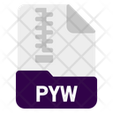 Pyw File Icon