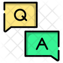 Answer Question Faq Icon
