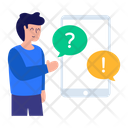 Question Answer Qa Online Question Answer Icon