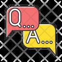 Q A Survey Icon