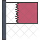 Qatar Qatari Asian Icon