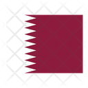 Qatar Flag Flags Icon