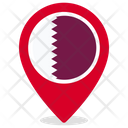 Qatar Country National Icon