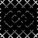 Qatari Riyal Icon