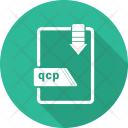 Qcp File Format Icon