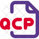 Qcp File Icon