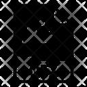 Qfx file Icon