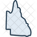 Qld Queensland Country Icon