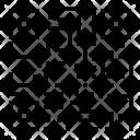 Qr Code Label Icon