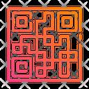 Qr Code Code Barcode Icon