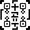 Code Qr Quick Icon