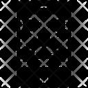 Qr Code Mobile Qr Qr Software Icon