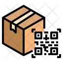 Qr Code Tracking Icon
