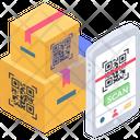 Qr Code Qr Code Reader Qr Code Scanning Icon