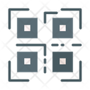 Qr Code Qr Security Code Icon