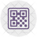 Qr Code Barcode Ecommerce Icon