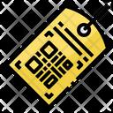 Qr Code Tag Icon