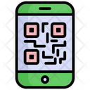 Qr Code Barcode Scan Icon